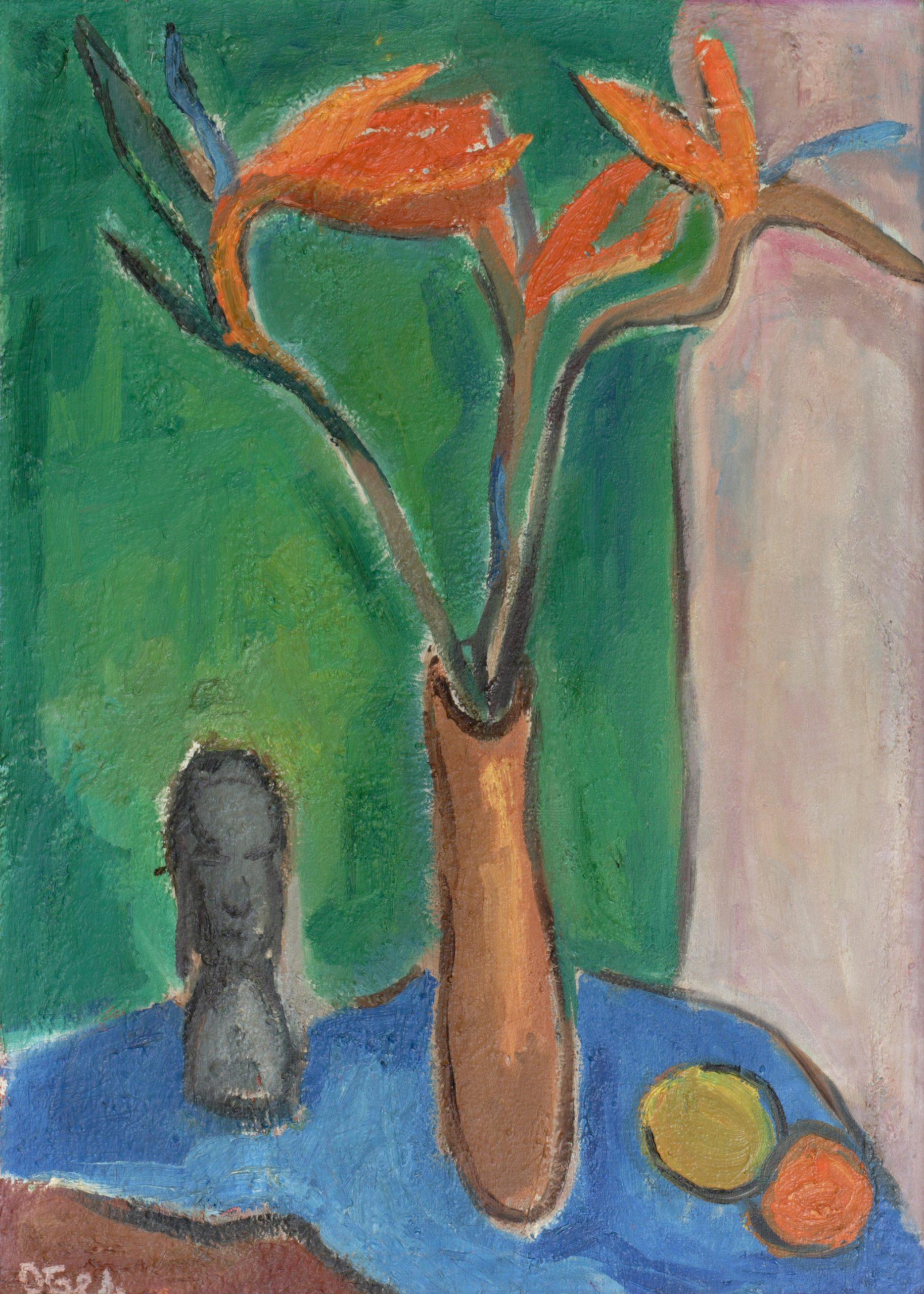 Натюрморт с ваза от Олга Белопитова