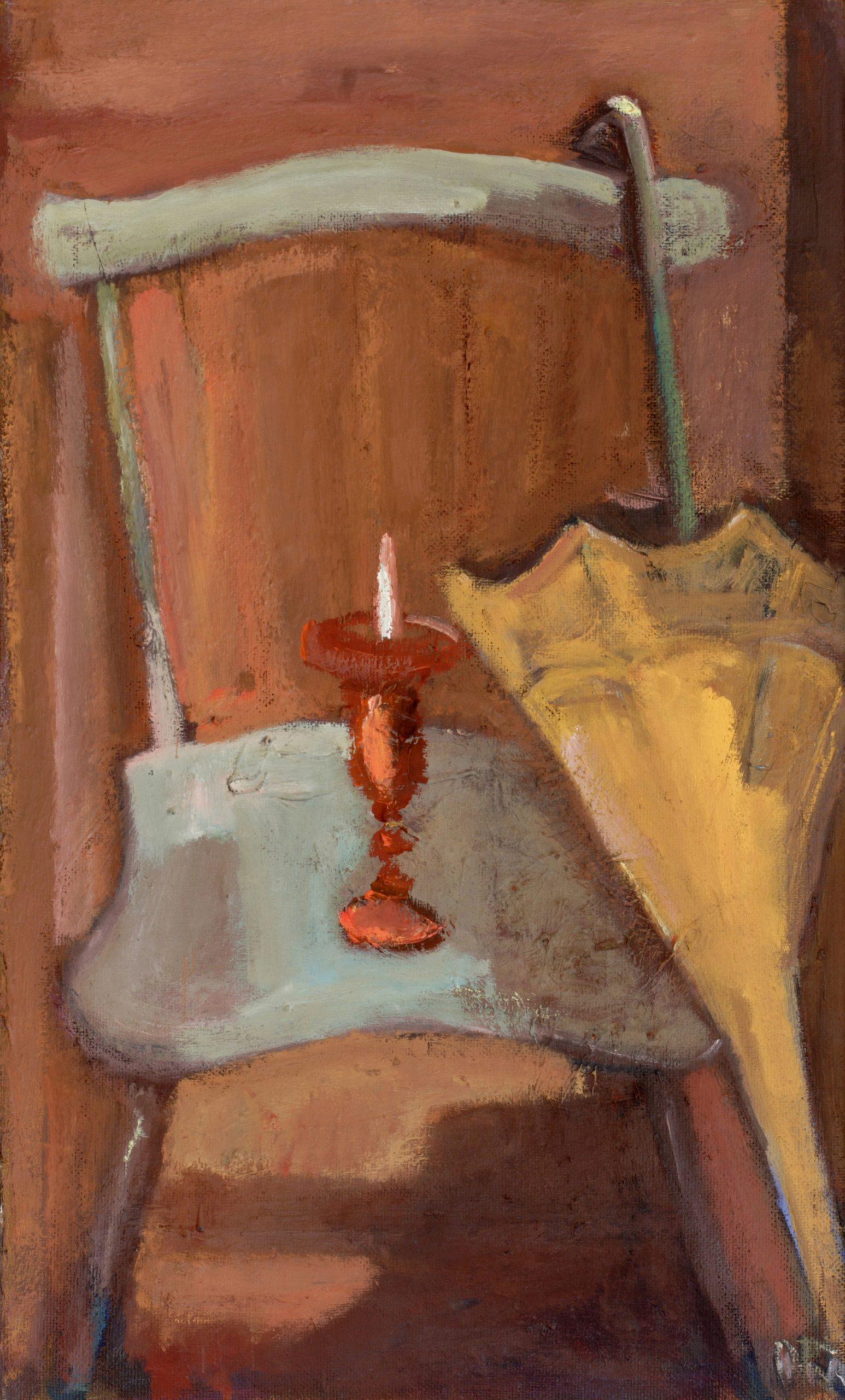 Натюрморт 'Столът' от Олга Белопитова