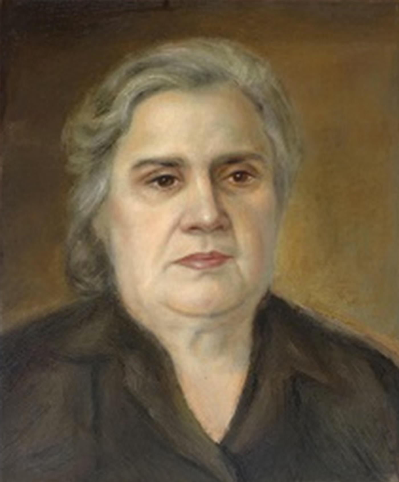 Портрет на Майка ми от Олга Белопитова